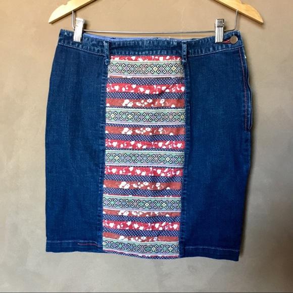 Anthropologie Dresses & Skirts - Anthropologie holding horses skirt